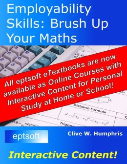 Employability Skills: Brush Up Your Maths