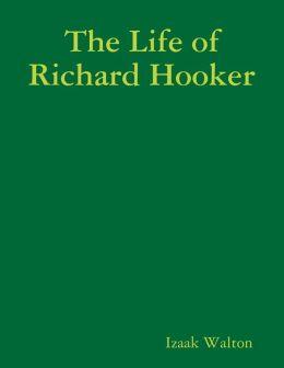 The Life of Richard Hooker