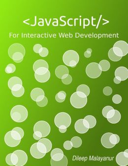 JavaScript - For Interactive Web Development (EPUB)