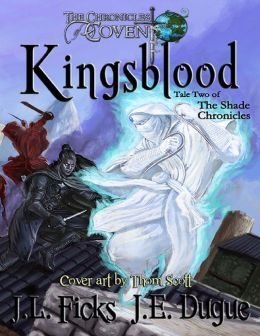 Kingsblood (The Chronicles of Covent)