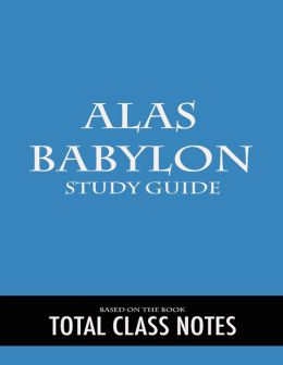 Alas, Babylon: Review Guide