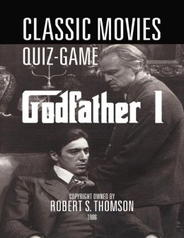 Classic Movies Quiz-Game Godfather I