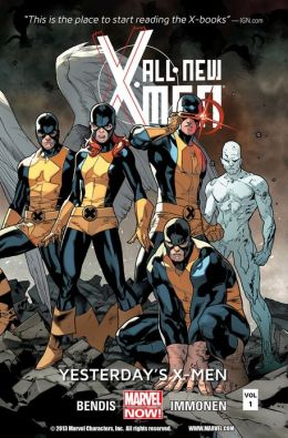 All-New X-Men Volume 1: Yesterday's X-Men