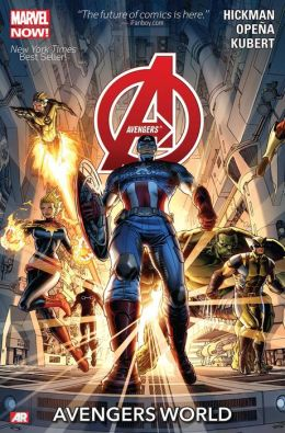 Avengers Volume 1: Avengers World