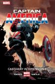 Book Cover Image. Title: Captain America Volume 1:  Castaway In Dimension Z Book 1, Author: Rick Remender