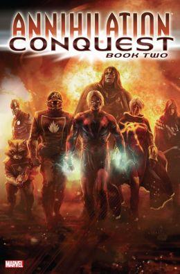Annihilation: Conquest Book 2