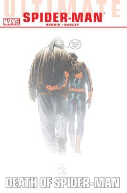 Ultimate Comics Spider-Man, Volume 4: Death of Spider-Man