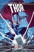 Book Cover Image. Title: Thor:  Season One, Author: Matthew Sturges