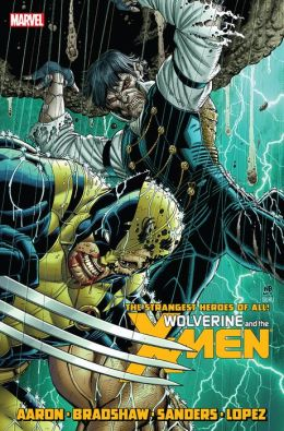 Wolverine & the X-Men by Jason Aaron Vol. 5