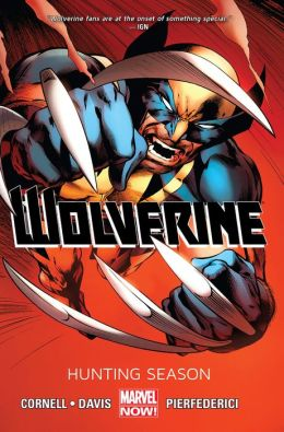 Wolverine Vol. 1: Hunting Season