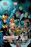 Book Cover Image. Title: Guardians of the Galaxy/All-New X-Men:  The Trial of Jean Grey, Author: Brian Bendis