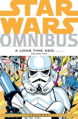 Star Wars Omnibus A Long Time Ago... Vol. 5