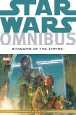 Book Cover Image. Title: Star Wars Omnibus:  Shadows of the Empire, Author: Steve Perry