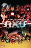 Book Cover Image. Title: Avengers & X-Men:  Axis, Author: Rick Remender