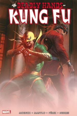 Deadly Hands of Kung Fu Omnibus Vol. 1