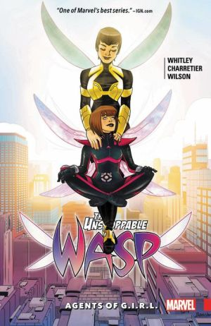The Unstoppable Wasp Vol. 2: Agents of G.I.R.L.