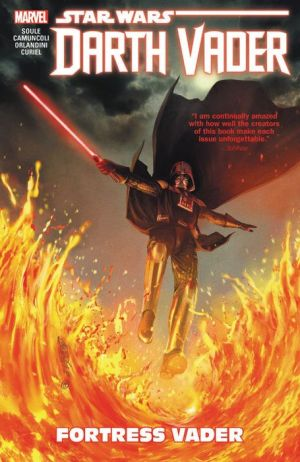 Book Star Wars: Darth Vader - Dark Lord of the Sith Vol. 4: Fortress Vader