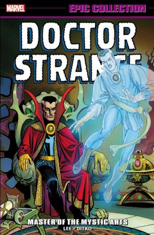 Book Doctor Strange Epic Collection: Master of the Mystic Arts
