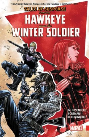 Book Tales of Suspense: Hawkeye & the Winter Soldier