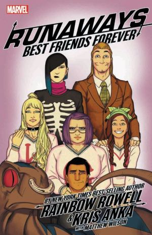 Book Runaways by Rainbow Rowell Vol. 2: Best Friends Forever