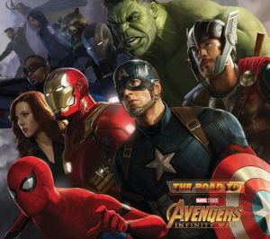 Book The Road to Marvel's Avengers: Infinity War - The Art of the Marvel Cinematic Universe