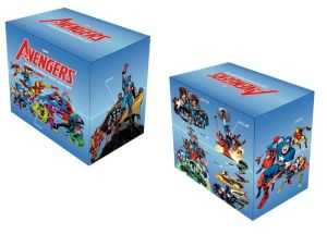 Book Avengers: Earth's Mightiest Box Set Slipcase|Hardcover