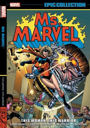 Book Ms. Marvel Epic Collection: This Woman, This Warrior