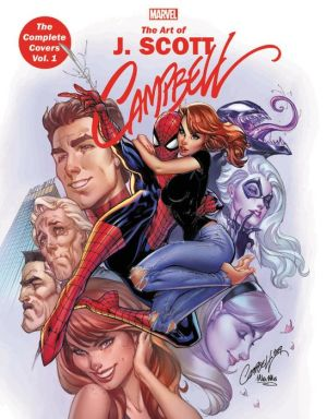 Book Marvel Monograph: The Art of J. Scott Campbell - The Complete Covers Vol. 1