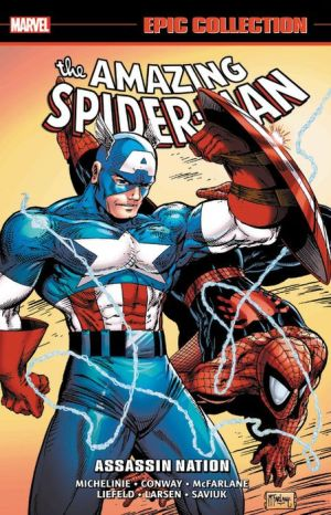 Book Amazing Spider-Man Epic Collection: Assassin Nation