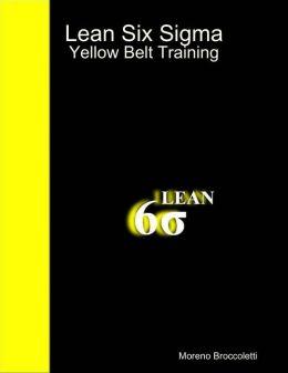 Lean Six Sigma - Yellow Belt Training