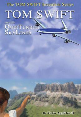 2-Tom Swift and His Quieturbine Skyliner (Hb)