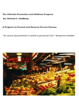 The Ultimate Prevention and Wellness Program