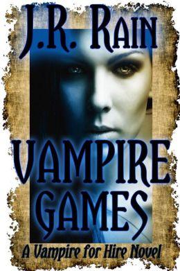 Vampire Games (Vampire for Hire #6)