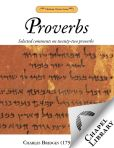 Book Cover Image. Title: Proverbs, Author: Charles Bridges