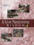 Book Cover Image. Title: AI Game Programming Wisdom 4, Author: Steve Rabin