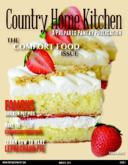 Country Home Kitchen: Issue 1, Volume 1