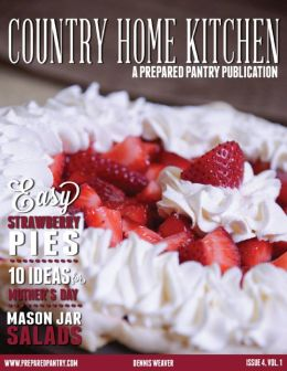 Country Home Kitchen: Issue 5, Volume 1