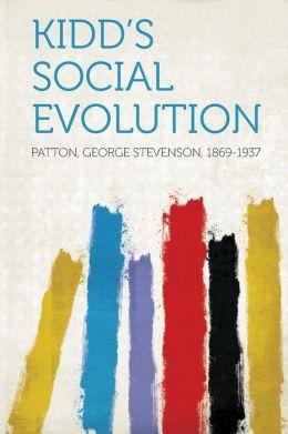 Kidd's Social Evolution