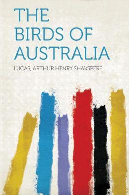 The Birds of Australia