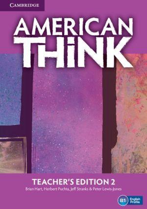 American Think Level 2 Teacher's Edition
