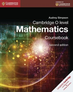 Cambridge O Level Mathematics Coursebook