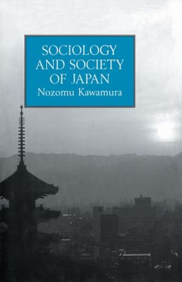 Sociology & Society Of Japan