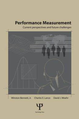 Performance Measurement: Current Perspectives and Future Challenges