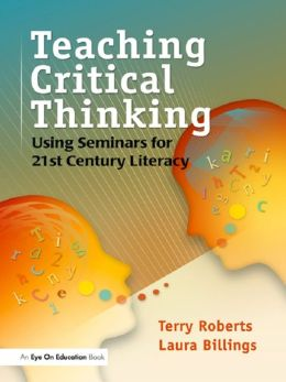 learning critical thinking documentary This paper proposes a pedagogical approach for teaching and learning critical thinking through multimodal analysis – that is, 'multimodal analysis for critical thinking.
