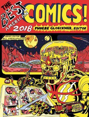 Book The Best American Comics 2018