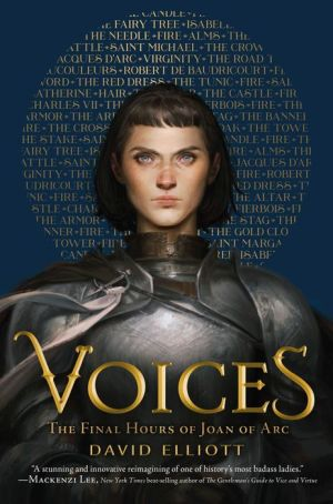 Book Voices: The Final Hours of Joan of Arc