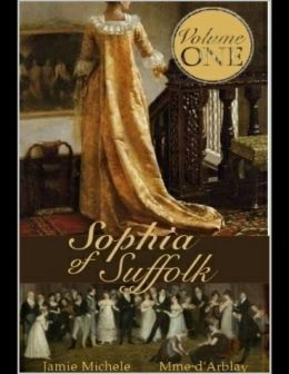 Sophia of Suffolk - Volume One