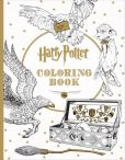 Book Cover Image. Title: Harry Potter:  The Coloring Book #1, Author: Scholastic