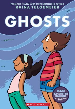 Ghosts (B&N Exclusive Edition)