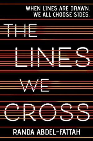 Book The Lines We Cross